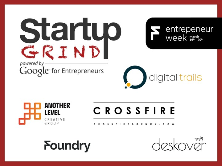 Startup Grind Fire Lunch - meet the Foundry eco system