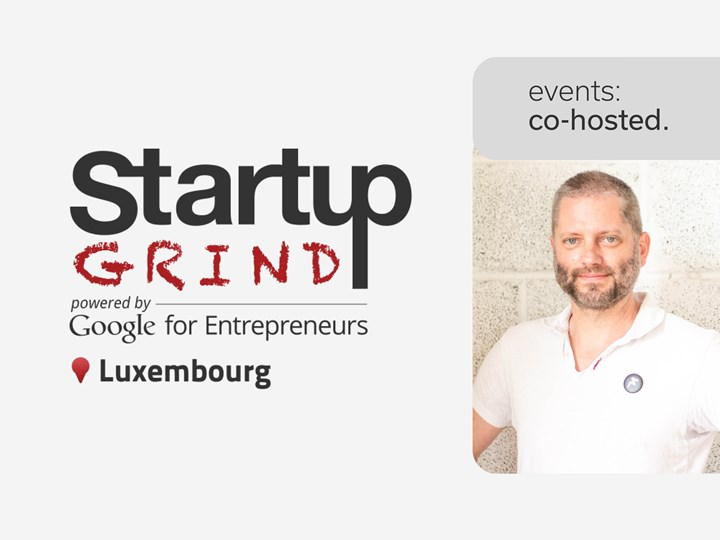 Startup Grind with James Monnat